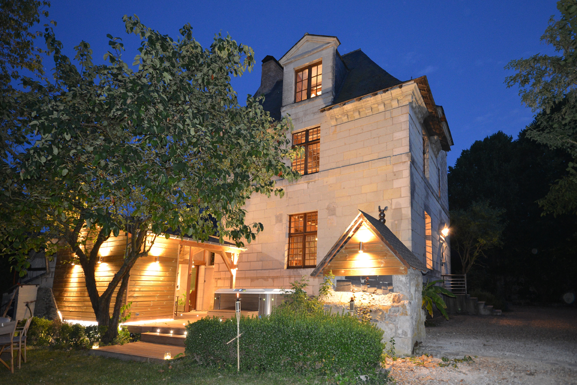 Le Manoir du Coureau